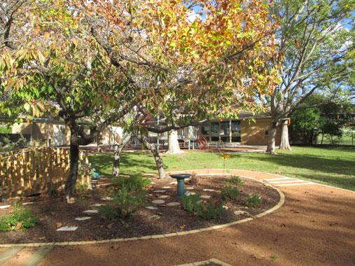 Chifley Preschool playground 2015